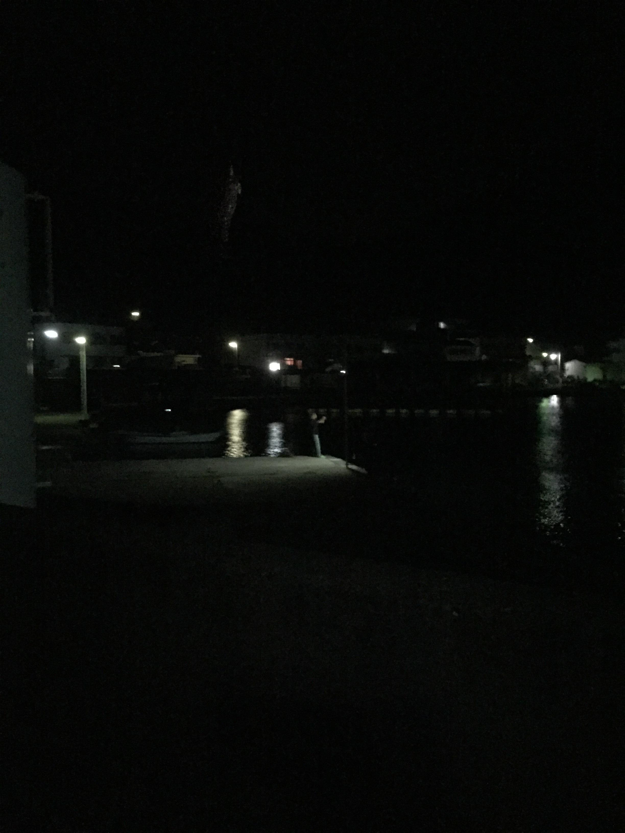 戸津井漁港の釣り場紹介(和歌山中紀)常夜灯まわりのナイトエギングとアジング