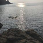 方杭左岸地磯のエギングポイント紹介、和歌山県中紀の春イカ秋イカ狙いにオススメの藻場地磯釣り場