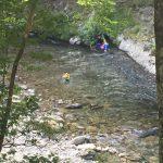 いこいの里久多キャンプ場(京都市内の隠れ家キャンプ場+管理釣り場):京都市