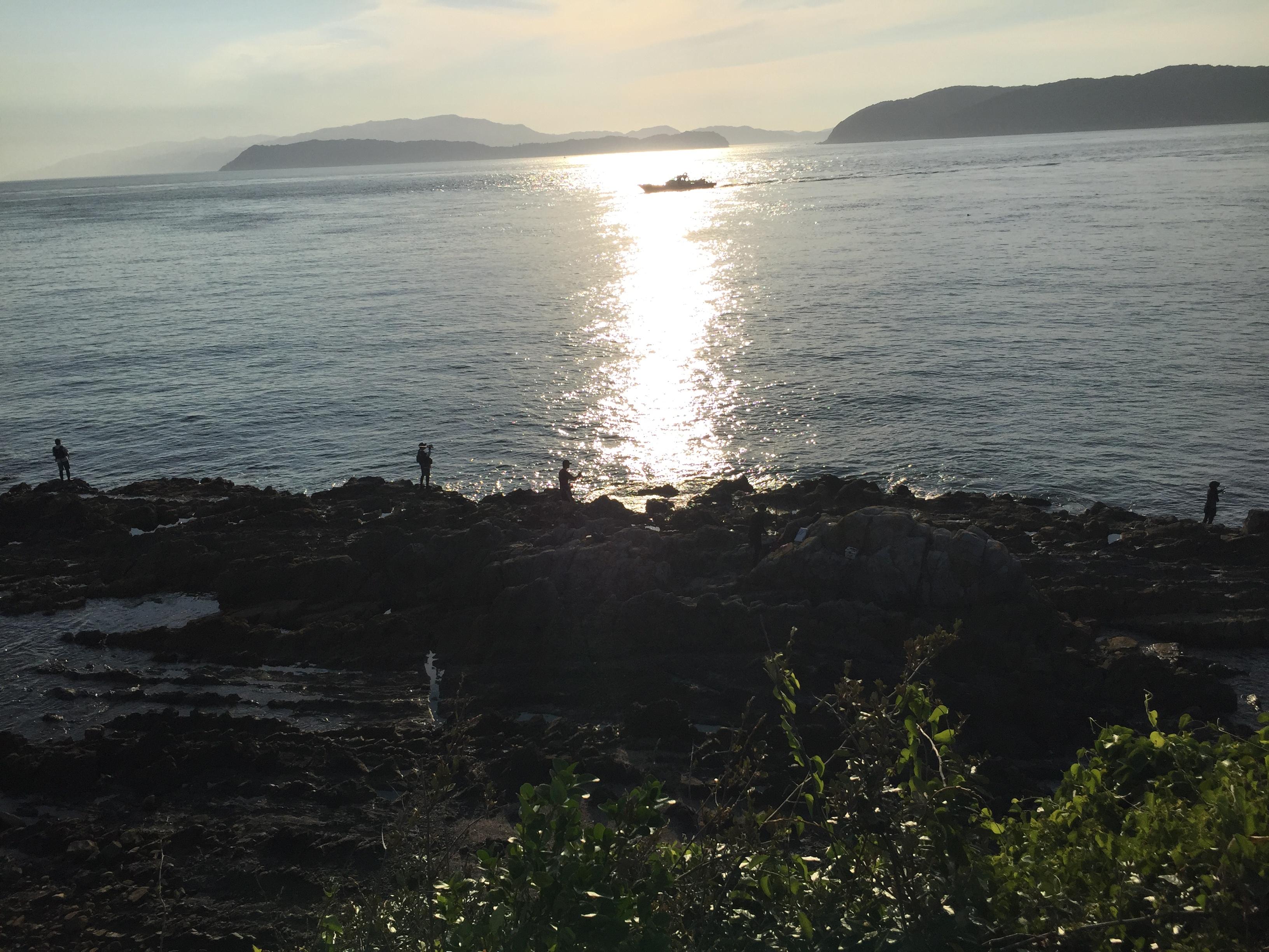城ヶ崎の釣り場紹介、和歌山大阪近郊のショアジギング地磯