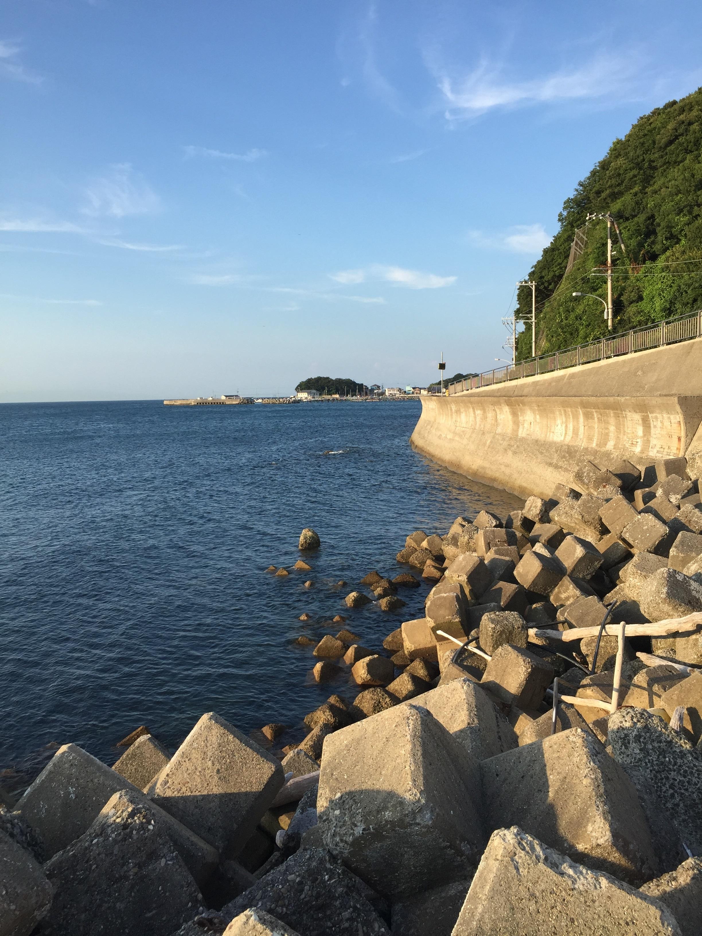 大川漁港の釣り場紹介、和歌山紀北の大阪近郊のファミリーフィッシングにオススメの漁港