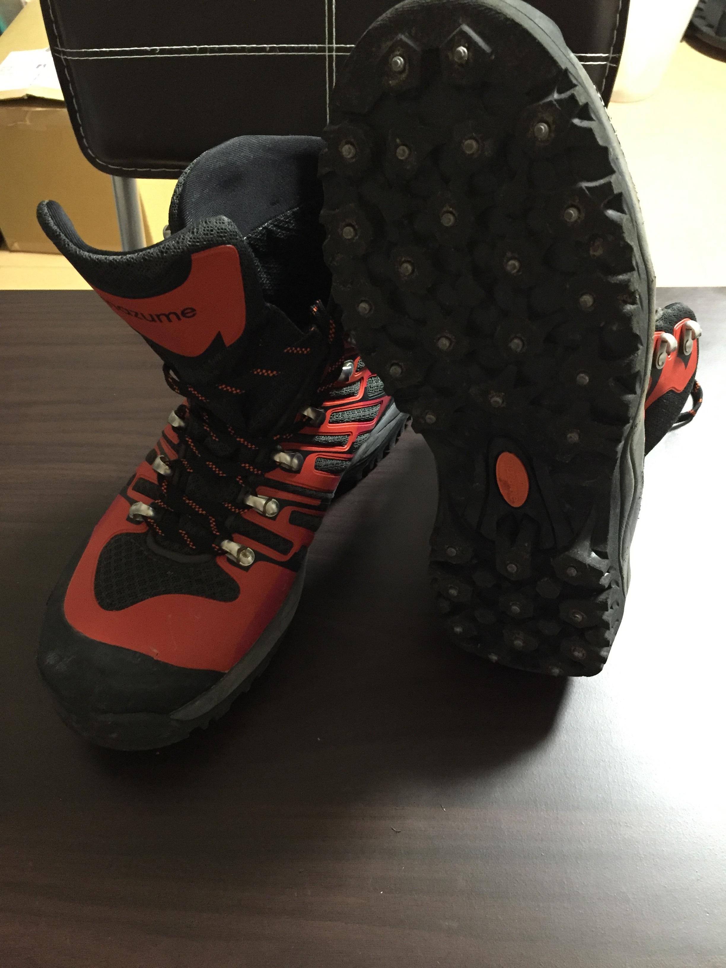 【磯靴界の一番人気】安くて強いマズメおすすめ磯靴MZWD-281のインプレッション・口コミ