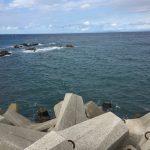 田杭漁港の釣り場紹介、和歌山中紀の日の岬の近くのエギングにオススメの漁港