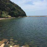 津井漁港の釣り場紹介、淡路島南淡のエギングとショアジギングにオススメの常夜灯のある漁港