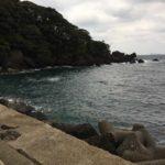 新井崎漁港の釣り場紹介、京都伊根町日本海の北西を避けれる濁りに強いエギングにオススメの漁港