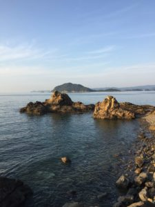 三尾川地磯の釣り場紹介中紀のこっそり穴場のエギングポイント