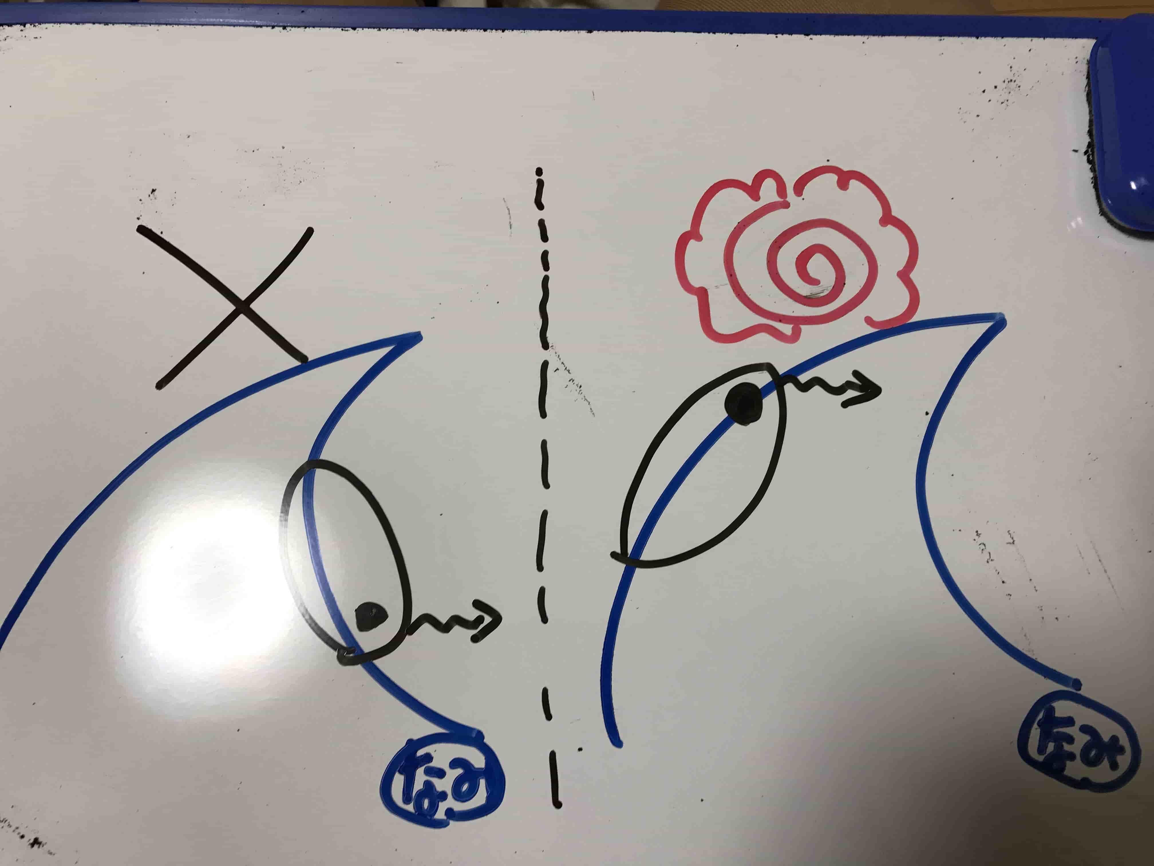 ダイビングペンシルのアクションと波のタイミングの合わせ方