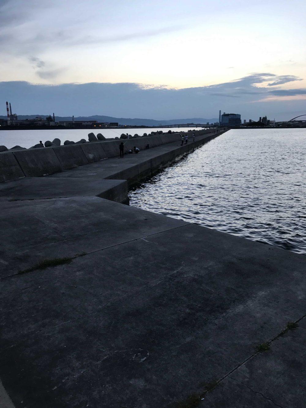 タチウオマゴチ釣りにオススメ青岸の釣り場紹介行き方駐車場