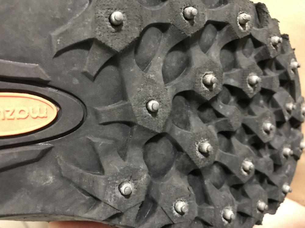 釣り用磯靴スパイクシューズ