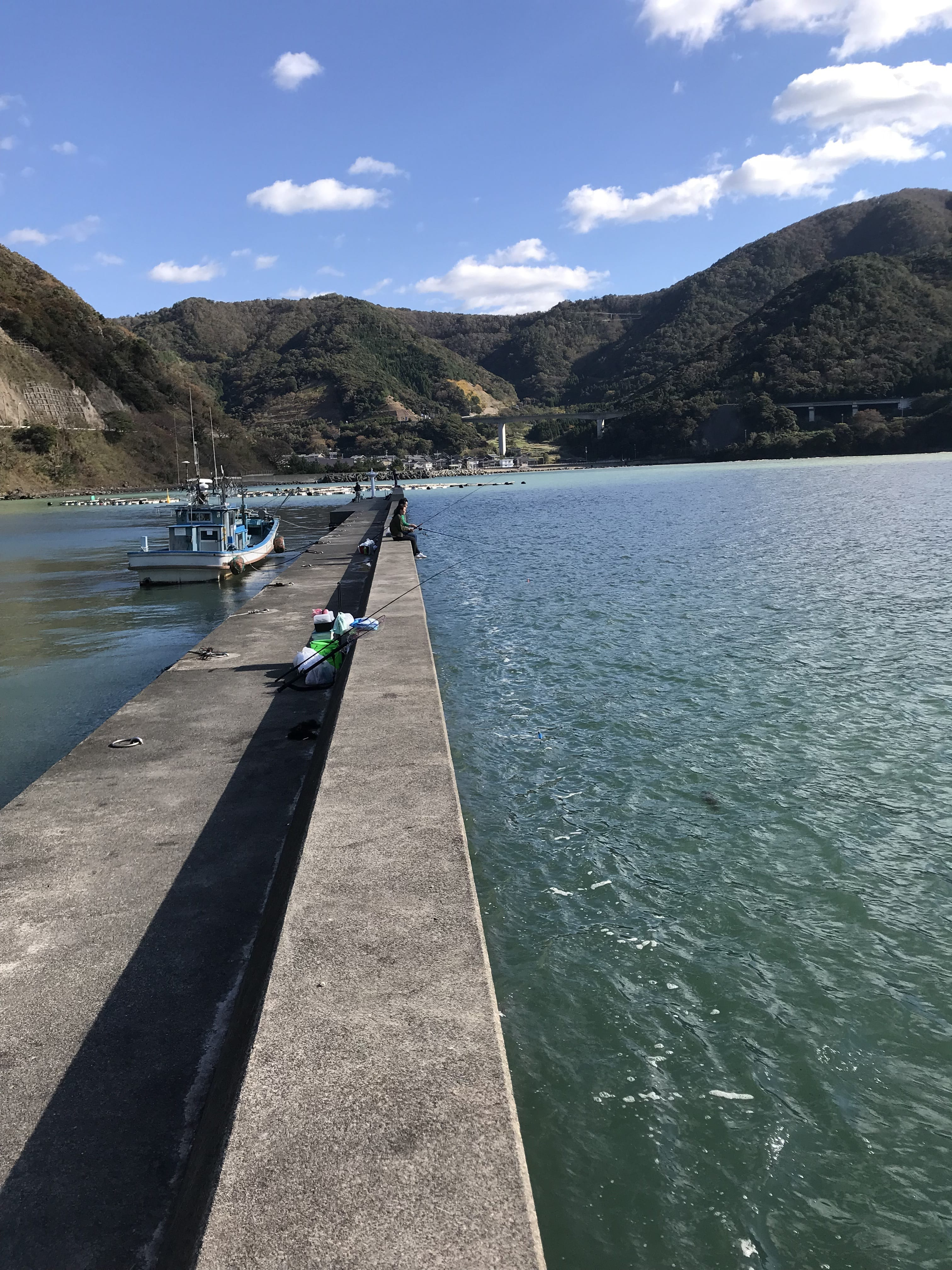 釣姫漁港がエギングキッシングサビキにオススメ