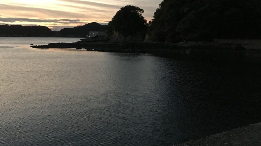 夏山の釣り場紹介、和歌山県南紀太地町の秋春にオススメのドシャロー藻場地磯