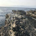 エギングにオススメの地磯ポイント、白浜日置志原磯の釣り場紹介、春イカ・秋イカどちらもオススメ