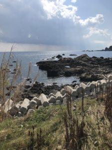 南紀エギングランガン日置白浜でアオリイカ爆釣