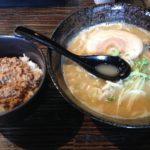 大阪狭山市でオススメのラーメン屋ラーメンJunkStyle心屋が濃厚白湯ラーメンでおいしくてオススメ