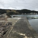 袋漁港と地磯の釣り場紹介(和歌山県南紀串本)南紀の南ウネリにも強いエギングポイント