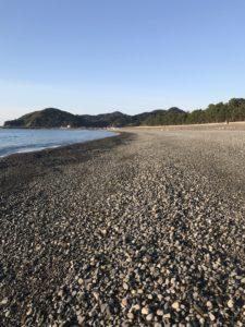 徳島県の県南海陽町のショアジギングにオススメの大里海岸の釣り場紹介
