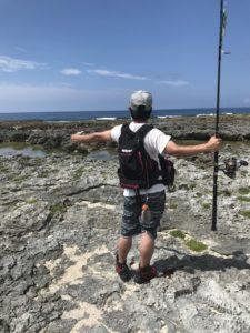 GT狙いのショアキャスティングとアオリイカ狙いのエギング徳之島遠征釣行釣果と徳之島の釣り場