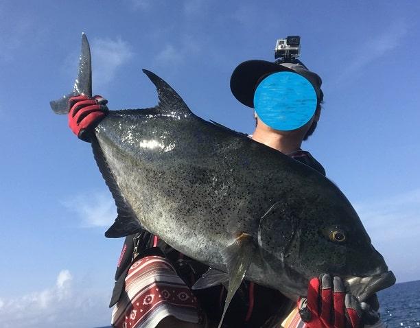 徳之島へ釣り遠征、GTが釣りたいショアキャスティングYOUTUBE動画付き釣行記day7(7月)