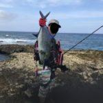母の島へ釣り遠征、大きいGT・カスミアジが釣りたい徳之島キャスティング釣り遠征釣行day3