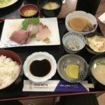 和歌山有田箕島の海の近くの定食屋さん、マルキ食道のごはんがほのぼのしててオススメ