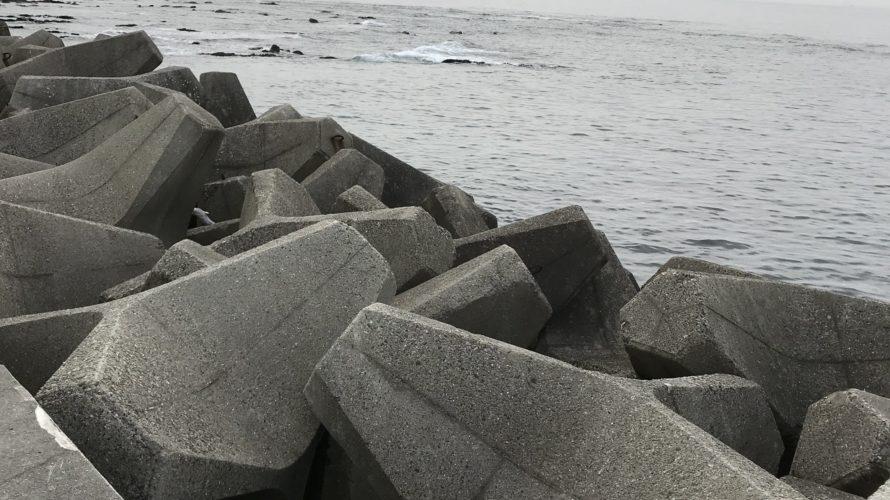 和歌山県中紀御坊の春イカ狙いにおすすめのエギングポイント下楠井漁港の釣り場紹介