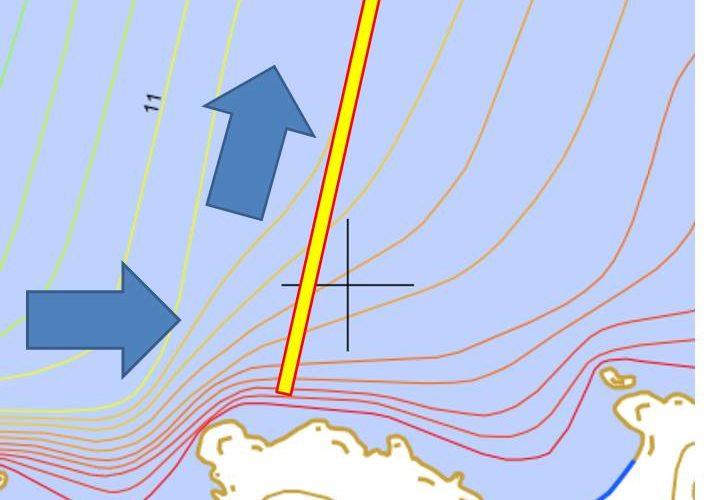 定置網から漁師に習う!青物の回遊コースと習性