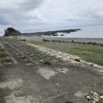 【釣り場紹介】村島磯、和歌山南紀白浜町日置のショアジギング・エギングポイント(干潮時のみの穴場)