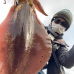 三重県早春エギングでアオリイカ・アジングでアジ釣果報告・釣行記(3月)