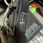 おすすめのカンジのショートギャフ3、マジックテープが弱くなって粘着力がなくなる故障を自分で修理してさらに使いやすくする方法