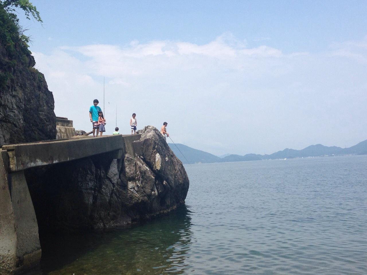 真珠浜海水浴場、福井小浜のBBQが楽しめる空いてる穴場のほぼプライベートビーチがオススメ