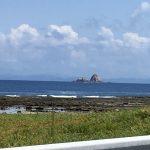 トンバラ岩の釣り場紹介(鹿児島徳之島)南国でGT狙い幻の沖磯