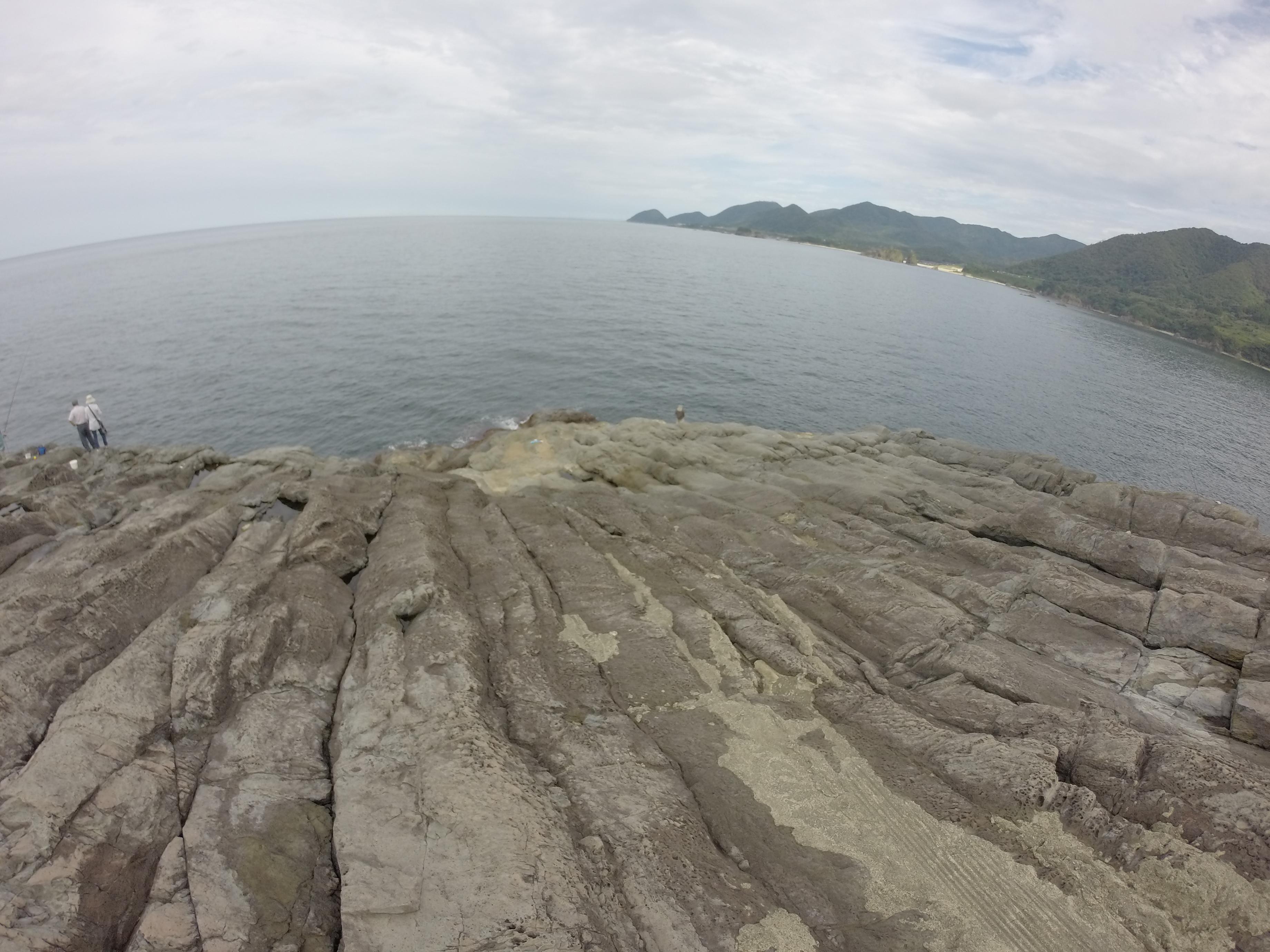 犬ヶ岬地磯の釣り場紹介、京都丹後のヒラマサが釣れる青物釣り場ショアジギングポイント