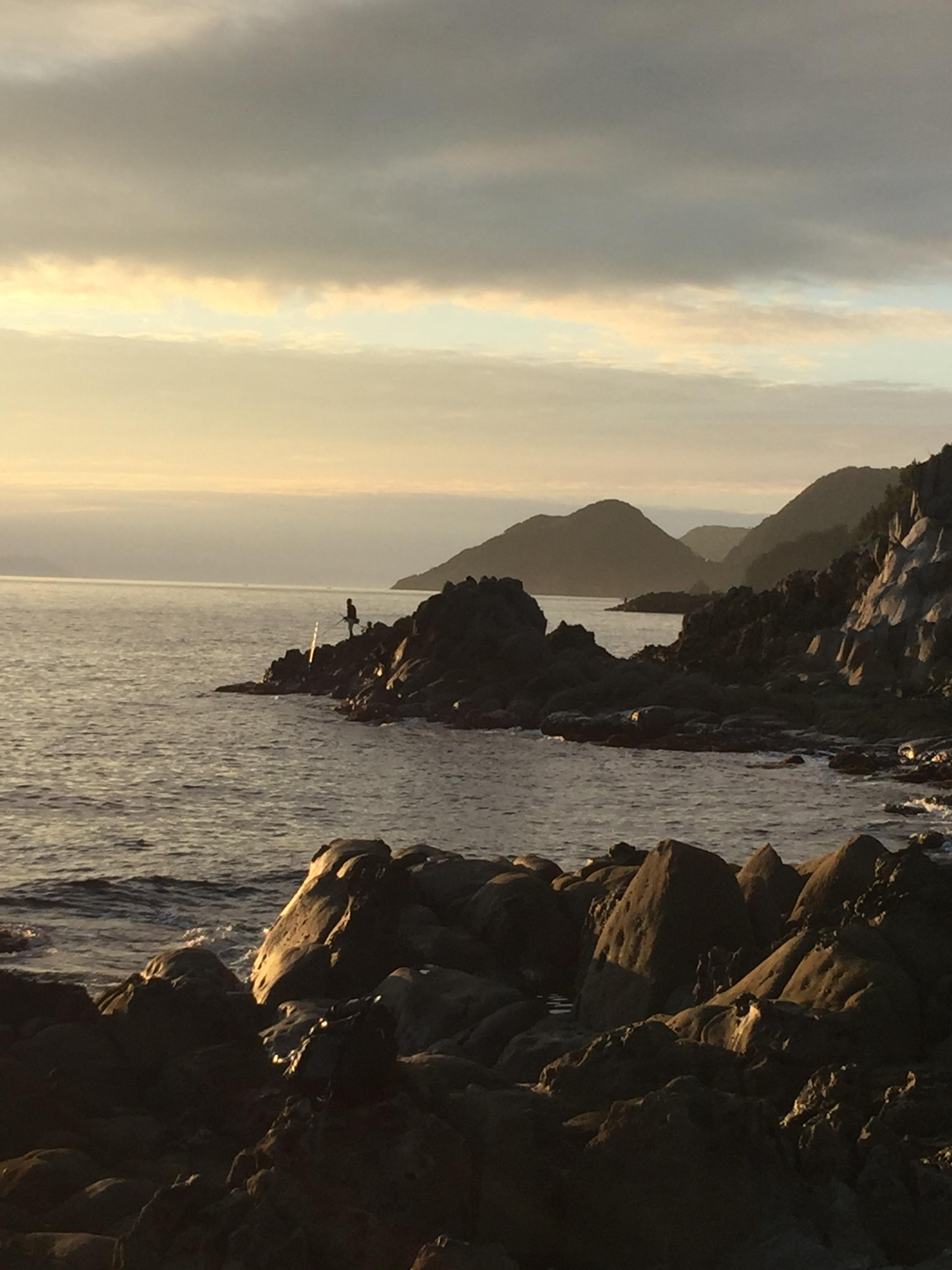 経ヶ岬石切り場の釣り場紹介(京都丹後)丹後半島のヒラマサの楽園