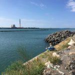 日高川河口の釣り場、和歌山中紀のヒラメとシーバスとチヌ狙いにオススメの河口