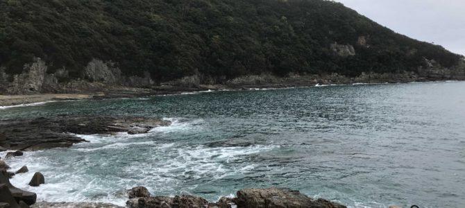 市江崎漁港の釣り場紹介