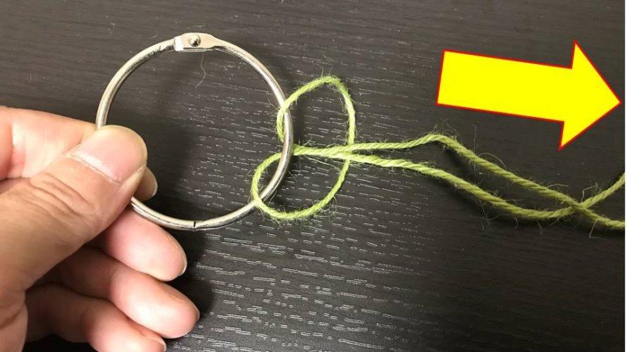 ショアジギングで簡単に結べるオススメの手抜きノット