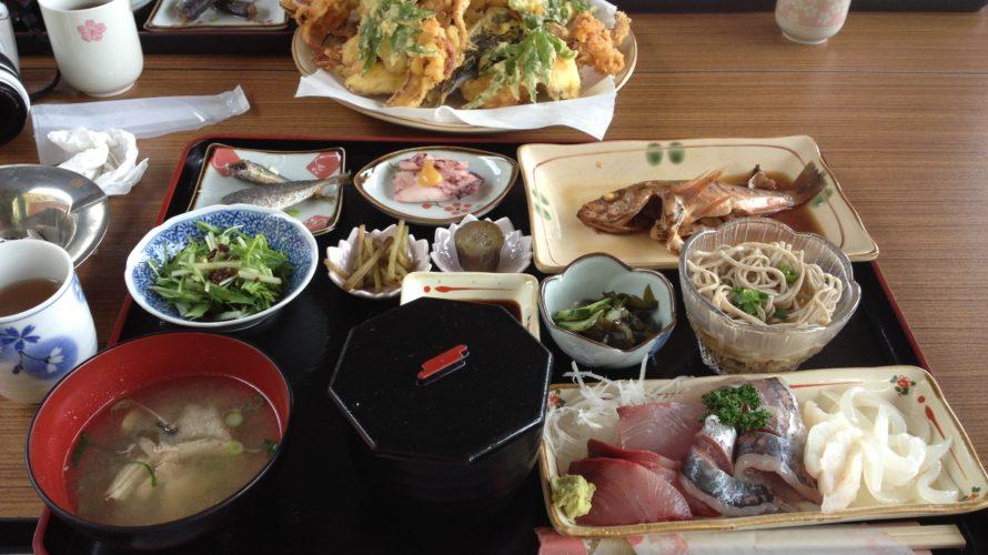京都丹後の蒲入漁港での漁港メシが絶品すぎる