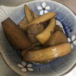 アオリイカの簡単な捌き方とアオリイカと里芋のにっころがしの美味しく簡単な作り方