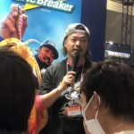 Draw4のニュータイプTB;theTieBreaker(タイブレーカー)のスペックやカラーがフィッシングショー大阪で判明