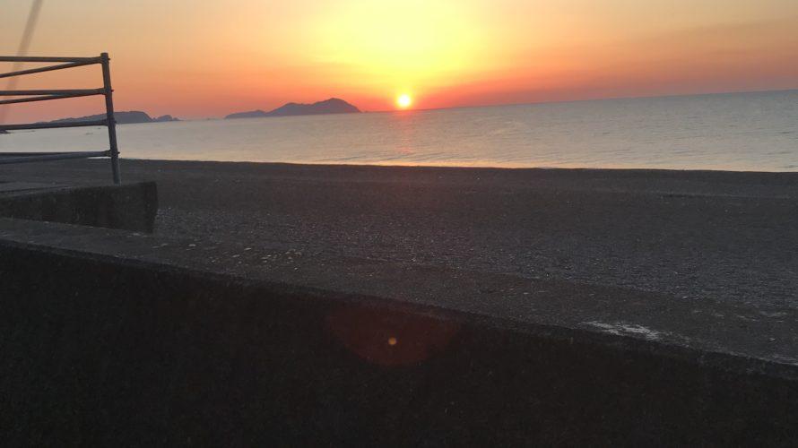 大里海岸の釣り場紹介、徳島県南の青物狙いのショアジギングにオススメのゴロタ浜