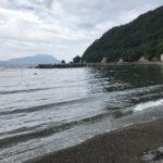 遊子海水浴場の釣り場紹介、福井県常神半島のエギングポイント、オススメの隠れた穴場堤防釣り場