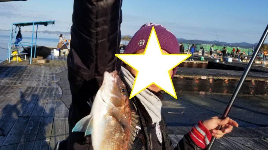 和歌山南紀白浜の釣り堀カタタの釣り堀の値段とか釣果とかシステムとか
