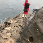 南紀白浜のおすすめエギングポイント、地磯ジョウモンの釣り場紹介