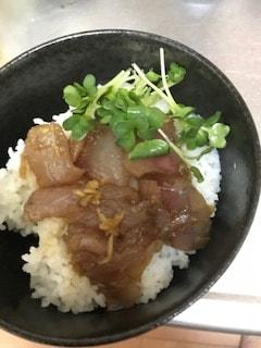 ハマチ・イナダのおいしい食べ方、漬け丼の作り方
