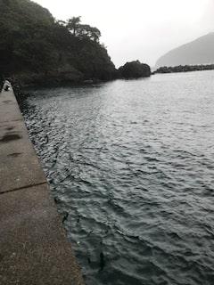 福井小浜のおすすめエギングポイント、足場の良い宇久漁港の釣り場紹介