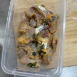 【漁師料理】アジのなめろうのレシピ、なめろう丼の作り方(あっさりめに魚を食べる)